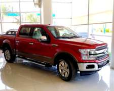 Ford F-150 Luxury - Disponible