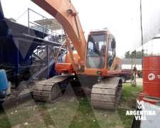 Excavadora Doosan Daewoo 225 LC V (id614)