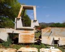 Estructura Reforzada Tractor Articulado Desmonte