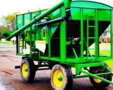 Tolva para Semilla y Fertilizante de 10tn de Capacidad