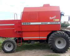 Massey Ferguson 5650 Advanced 2004 Plataforma 19 Pies