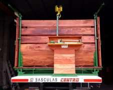 Báscula Mecánica para Pesaje de Hacienda