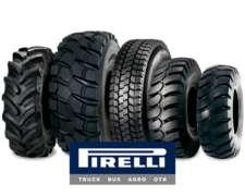 Distrubuidor Oficial de la Linea Pirelli Agro BUS Trucks OTR