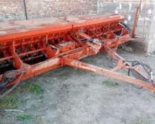 Sembradora para Granos Finos Sgf-ii 25 Discos Dobles Plantad