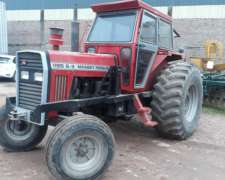 Massey Ferguson 1195 S-2 con Pala