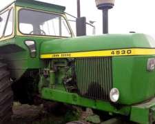 Tractor John Deere 4530 muy Buen Estado
