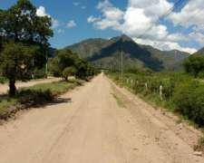 Excelentes Terrenos en Lujan San Luis .paisaje de Montaña
