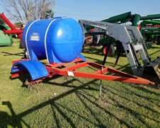 Cisterna 1000 Litros Plastrong