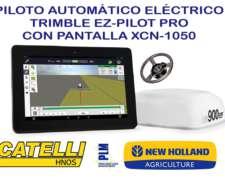 Piloto Automático Eléctrico Ez-pilot con Pantalla XCN-1050