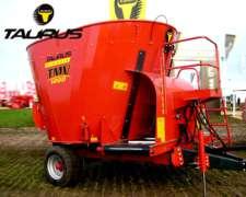 Mixer Vertical Taurus Maquinaria Agrícola Feedlot Tambo