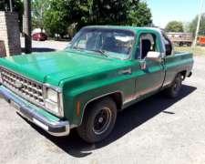 Chevrolet Silverado Modelo 80