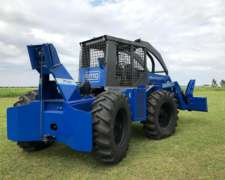 Nuevo Tractor Forestal Cable Skidder AMG