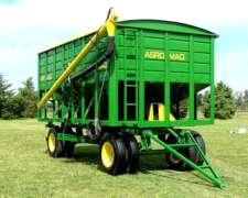 Acoplado Tolva Semillas y Fertilizantes 24 TT. ( 30 Mts3)