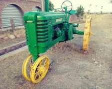 Tractor John Deere 1930 Restaurado