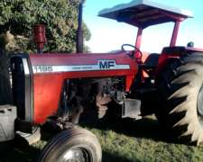 Massey Ferguson 1195 S4