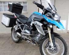 Oportunidad Solo 33819 KM. Serv. Oficiales. BMW GS 1200 2014