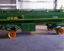 Tanque Cisterna El Grillo 3000 Lts Nuevo
