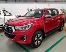 Toyota Hilux SRX AT 4X4 0km