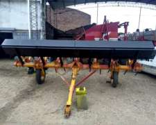 Escardillo Agrometal 7/70 -abonador Agrofertil- Reparado