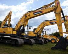 Excavadora Lovol Fr220d Orugas
