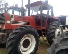 Tractor 1380 DT Fiat 1990
