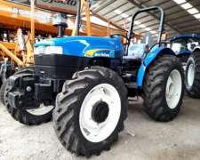 Tractor New Holland TT 45 Doble Traccion