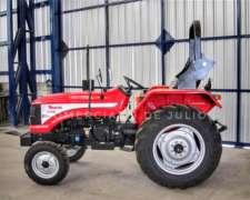 Tractor Apache Solis 50 RX 4wd Nuevo - 9 de Julio