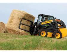 Minicargadora New Holland L225