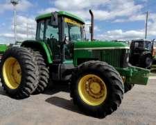 Tractor John Deere 7505 - año 2004 - muy Buen Estado