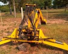 Retroexcavadora para Tractor con Levante 3 Puntos .