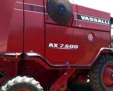 Vassalli 7500 Doble Tracción muy Buena