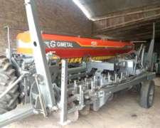 Gimetal 29/17,5 FG2011 con Alfalfero Excelente Estado