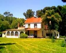 Se Vende Campo con Casona en Merlo, Provincia Buenos Aires