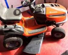 Tractor Parquero Husqvarna LT 1597