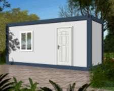 Casa Mono Ambiente Modular