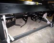 Arado Rotativo - Rotovator Hidraulico para Minicargadora