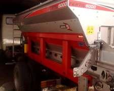 Fertilizadora Fertec 6000 SERIE5