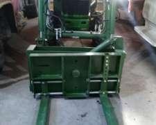 John Deere 5076 Viñatero, Doble Tracciónn