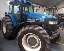New Holland TM 150 - año 2001