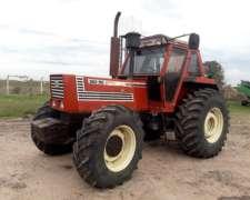 Tractor Fiat 180/90 con Motor Reparado