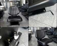 Butaca Asiento Tractor Pala Cosechadora Agricola $9900 Ofert