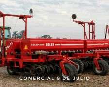 Sembradora Dolbi FX7000 Grano Fino - 9 de Julio