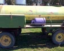 Tanque de Combustible Gentili Usado.
