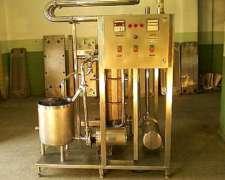 Pasteurizadores Leche Para Queso,cria De Ternero
