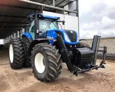 Pisa Rastrojos para Tractores y Cosechadoras