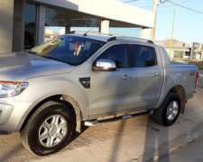 Urgente Vendo Ford Ranger Limites 4X4 2015