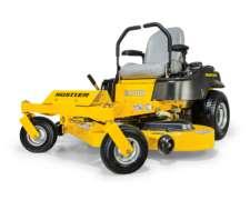 Tractor Cortacesped Hustler Usa. NUEVO.1.32 Mts Corte