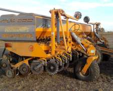 Sembradora Agrometal Mx De 33 A 21 Doble Fertilizacion
