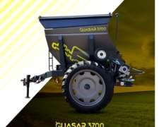 Fertilizadora de Arrastre Marca Bernardin Quasar 3700