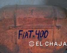 Guardabarros Tractor Fiat 400